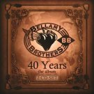 CD Bellamy Brothers 40 Years 2CD