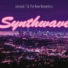 CD Leonard T & The New Romantics Synthwave CD