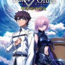 DVD Fate / Grand Order First Order Japanese Anime TV Film English Sub Region All