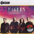 EAGLES Hotel California Greatest Hits Music 3 CD Black Rubber CD Premium Quality