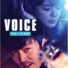 Voice Korean TV Drama Series DVD Jang Hyuk Lee Ha-Na English Sub
