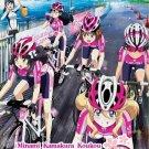 DVD Minami Kamakura Koukou Joshi Jitensha-bu Vol.1-12End Anime English Sub