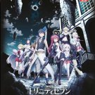 DVD Trinity Seven Movie Eternity Library To Alchemic Girl +OVA Anime English Sub