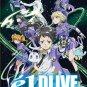 DVD elDLIVE Vol.1-12End Anime TV Series English Sub Region All