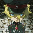 DVD Saga Of Tanya (TV 1-12 End) Anime  TV Series English Sub Region All