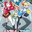 DVD AKIBA TRIP Vol 1-13 End  Anime TV Series English Sub Region All