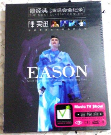 Eason Chan Yick-shun The Most Classic Concert ��� �������纪� Karaoke 2DVD