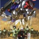 DVD Gundam Iron Blooded Orphans Season 2 Anime  English Sub