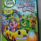 DVD Leap Frog Scout & Friends Number Land Anime English Sub