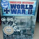 DVD Unsolved Mysteries World War II (5DVD Box set)