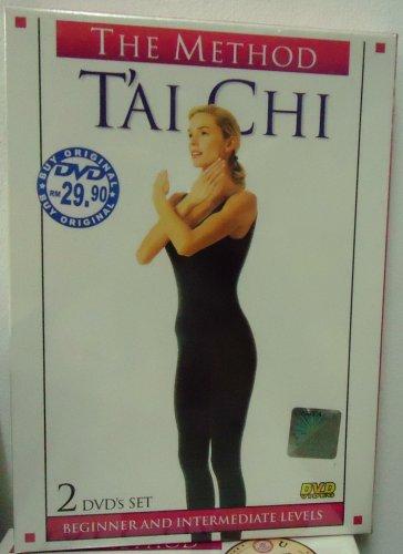 The Method Tai Chi Beginner and Intermediate Level (2DVD set)