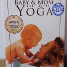 The New Method BABY & MOM Post Natal YOGA DVD