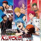 DVD ANIME Kuroko No Basket The Movie 1-3 Winter Cup Soushuuhen English Sub