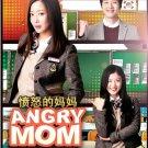 Korean Drama Angry Mom 愤怒的妈妈 DVD English Sub