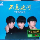 TFBOYS bu xi zhi he 不息之河 + Greatest Hits 3CD