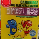 Cambridge Young Learners English 2 剑桥国际儿童英语 2 (4DVD)