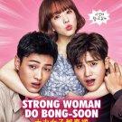 Korean Drama Strong Woman Do Bong-Soon 大力女子都奉顺 DVD English Sub