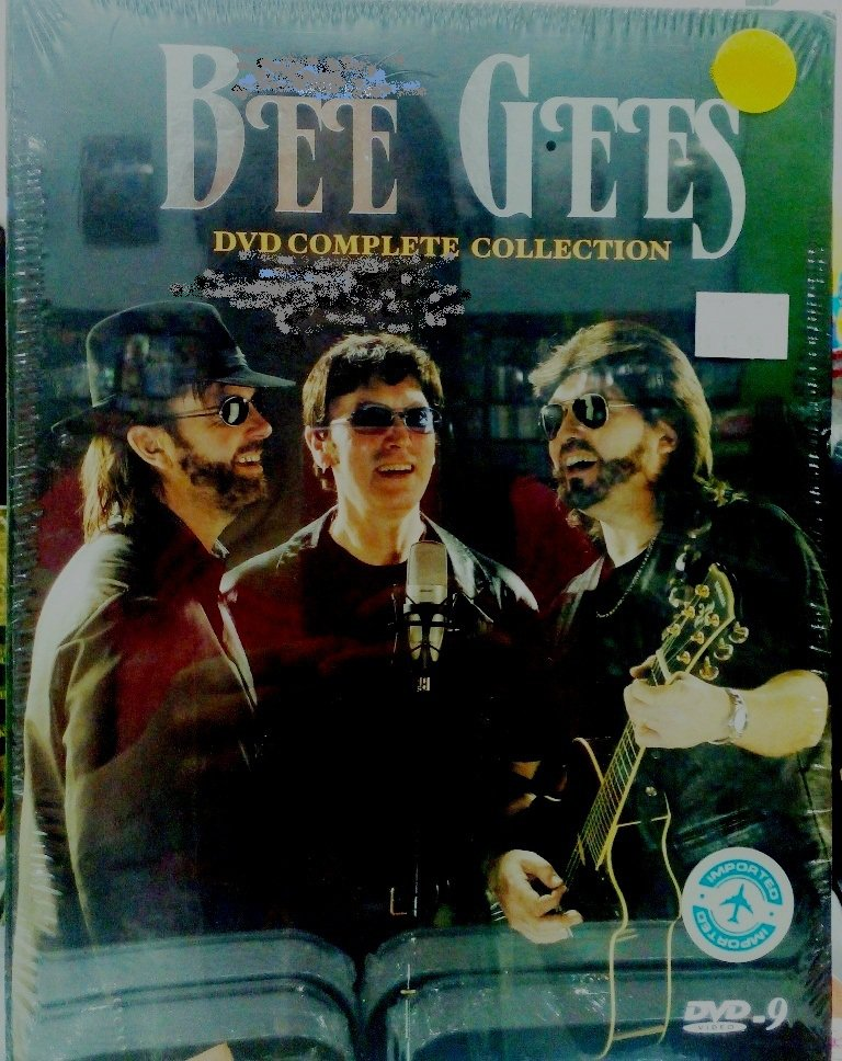 BEE GEES Complete Collection(5DVD Box set)