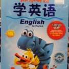 DVD English for Pre K-K 从零开始学英语 (12DVD)