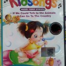 DVD Kidsongs Music Video Stories Vol.15&16 English Sub Region All