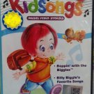 DVD Kidsongs Music Video Stories Vol.17&18 English Sub Region All