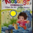 DVD Kidsongs Music Video Stories Vol.21&22 English Sub Region All