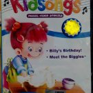 DVD Kidsongs Music Video Stories Vol.23&24 English Sub Region All