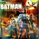 DC Universe Movie Batman Bad Blood Anime DVD