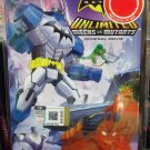 DC Movie Batman Unlimited Mechs vs Mutants Anime DVD
