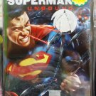 DC Movie Superman Unbound Anime DVD