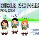Bible Songs For Kids (4CD)