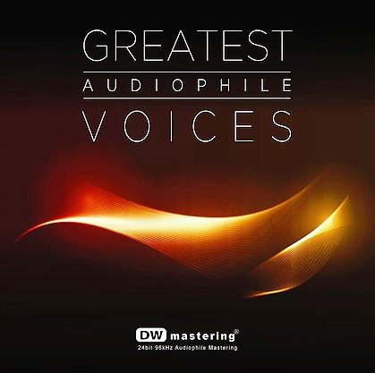 Greatest Audiophile Voices DW Mastering CD (2CD)
