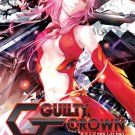 DVD ANIME GUILTY CROWN Vol.1-22End Complete TV Series Region All English Sub