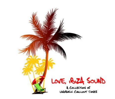 Love, Ibiza Sound - A collection of laidback chillout tunes (2CD)