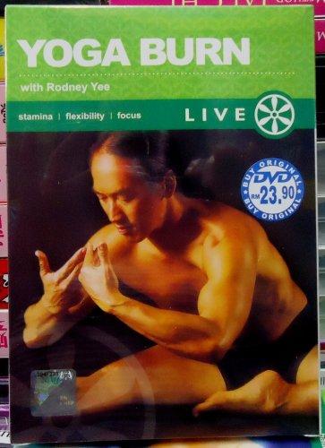 Rodney Yee Yoga Burn DVD
