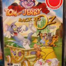 Tom and Jerry Back to OZ Movie Anime DVD