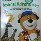 Baby genius Animal Adventures DVD