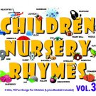 Children Nursery Rhymes Vol.3 (3CD)