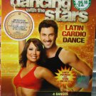 Dancing With The Stars Latin Cardio Dance DVD English audio