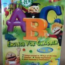 English For Children Vol. 2 DVD