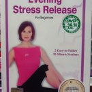 Evening Stress Release for Beginners DVD English audio