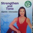 Strengthen and Tone Beginner Intermediate DVD English audio