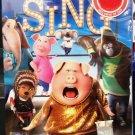 SING Anime DVD