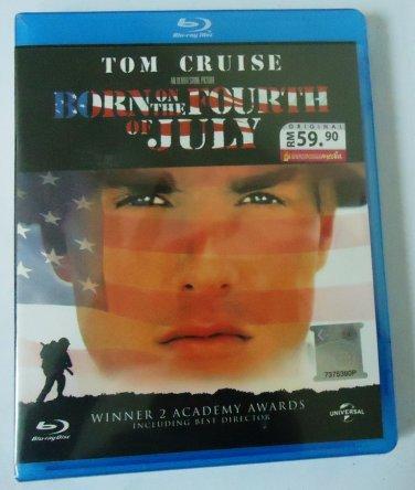 Born On The Fourth Of July Tom Cruise Blu-ray Multi Language Multi Sub