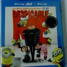 DESPICABLE ME Anime Blu-ray 3D + Blu-ray Multi Language Multi Sub