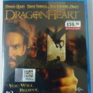 DRAGONHEART Dennis Quard David Thewlis Blu-ray Multi Language Multi Sub