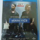 MIAMI VICE Colin Farrell Jamie Foxx Blu-ray Multi Language Multi Sub