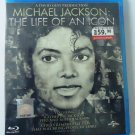 Michael Jackson The LIfe Of An Icon Blu-ray Multi Language Multi Sub