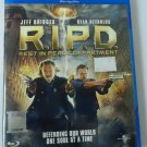 R.I.P.D. Rest In Peace Department Jeff Bridges Ryan Reynolds Blu-ray Multi Language Multi Sub