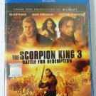 The Scorpion King 3 Battle For Redemption Billy Zane Ron Perlman Blu-ray Multi Language Multi Sub